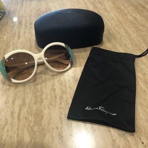 Feragamo sunglasses